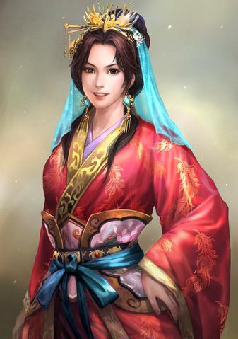 File:Sun Shangxiang 4 (ROTK13).png