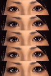 Female Eye Shadows (DW7E)