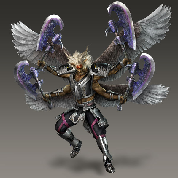 Warriors Orochi 3 Ultimate All Dlc Costumes: Image - Hundun Costume (WO3U DLC).jpg