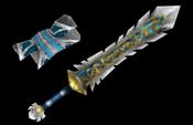 Twin Blades 56 (TKD)