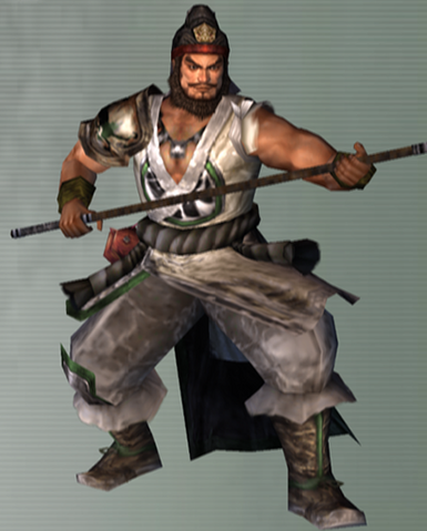 File:DW5 Zhang Fei Alternate Outfit.png