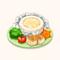 Camembert Cheese Fondue (TMR)