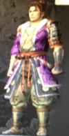 Kabuki Armor (Kessen III)