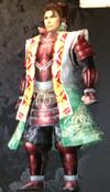 Rouge's Armor (Kessen III)