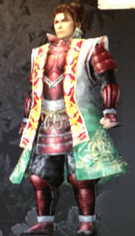 File:Rouge's Armor (Kessen III).png