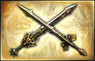 Twin Swords - 5th Weapon (DW8)