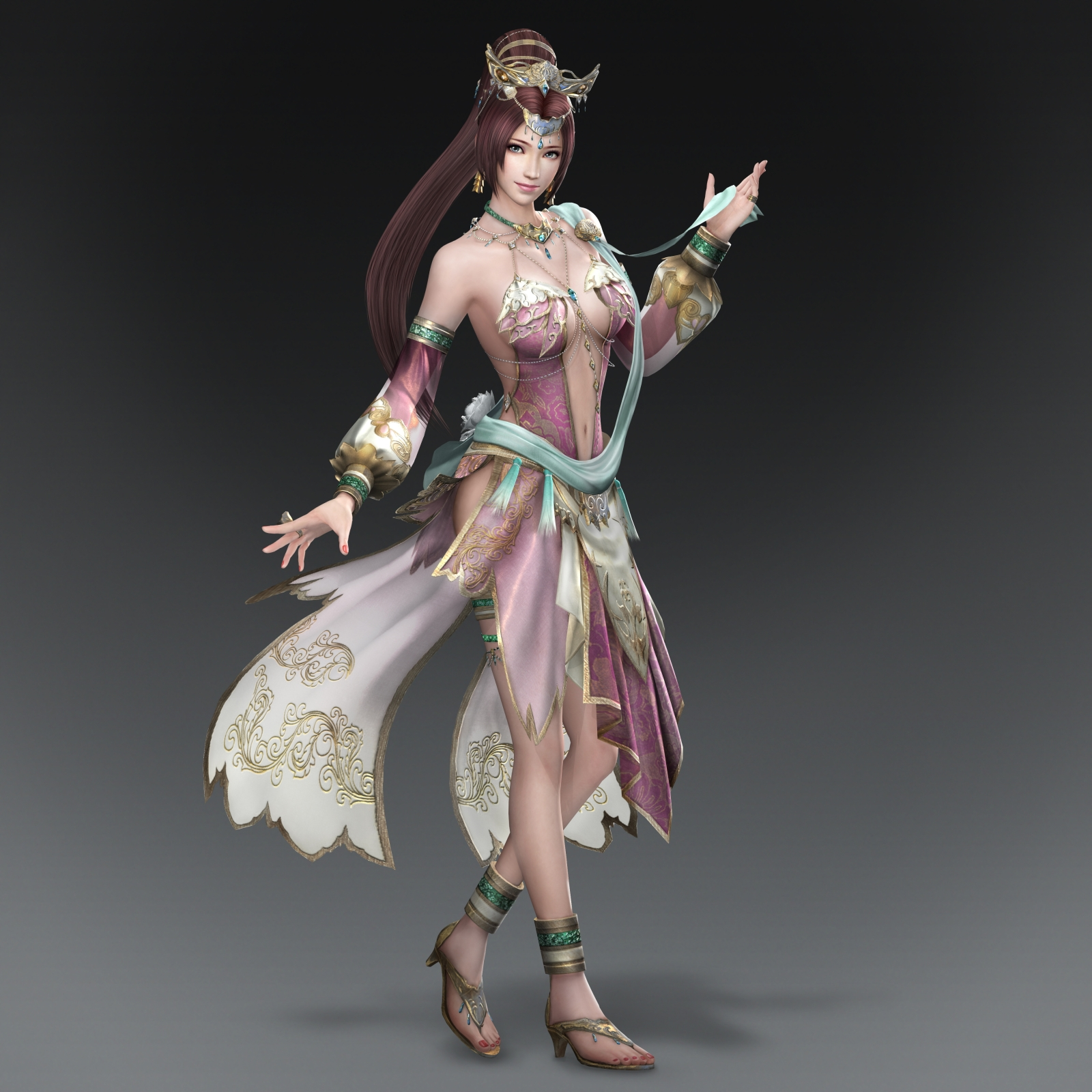 Dynasty warrior 8 extreme legend nude costume xxx picture