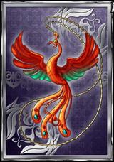 Peacock Amulet 2 (DWB)