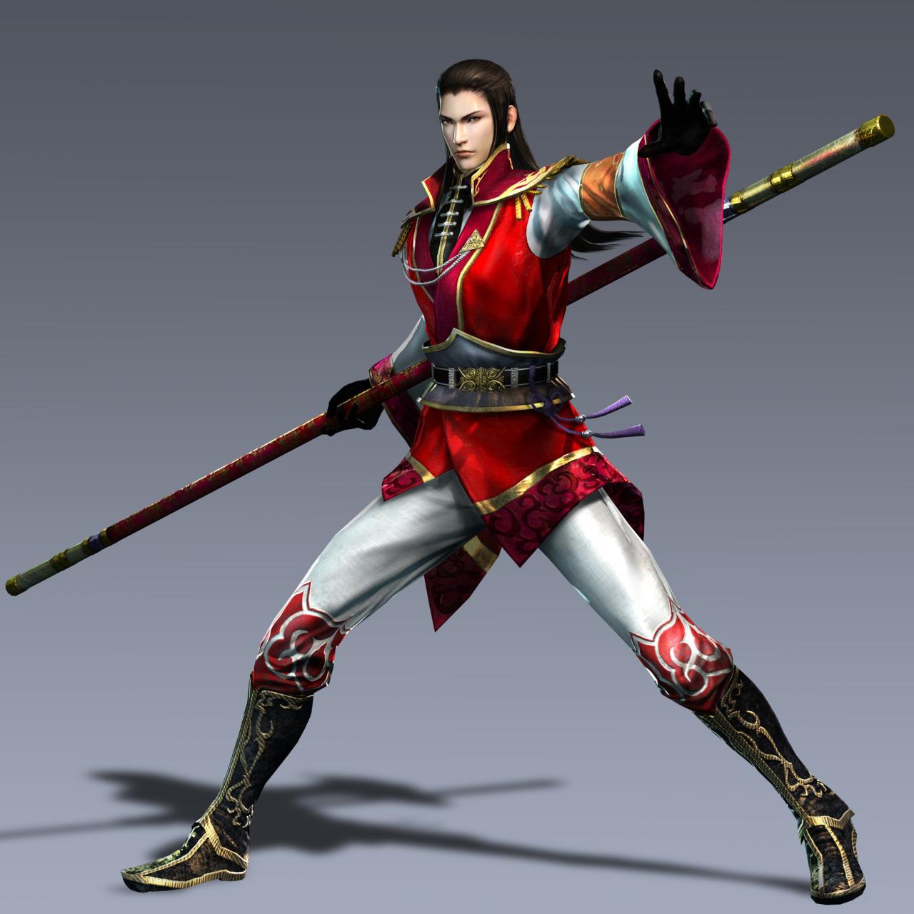 Full resolution   Zhou Yu Dynasty Warriors 8