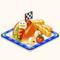 Itty-Bitty Cutesy Hot Dog (TMR)