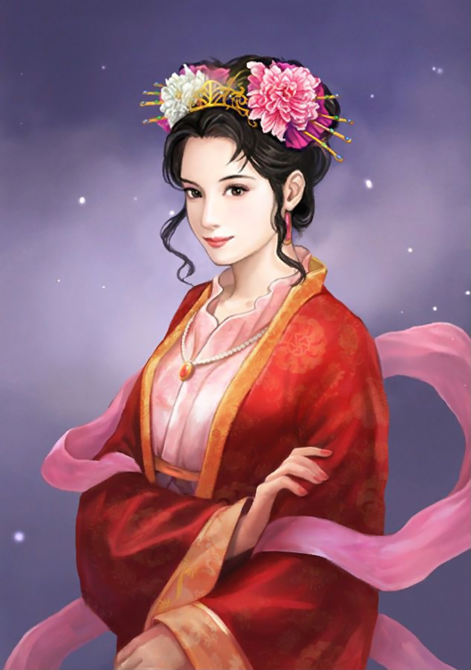 File:Diao Chan (ROTK10).png