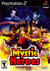 Mystic Heroes Coverart
