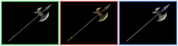 DW Strikeforce - Polearm