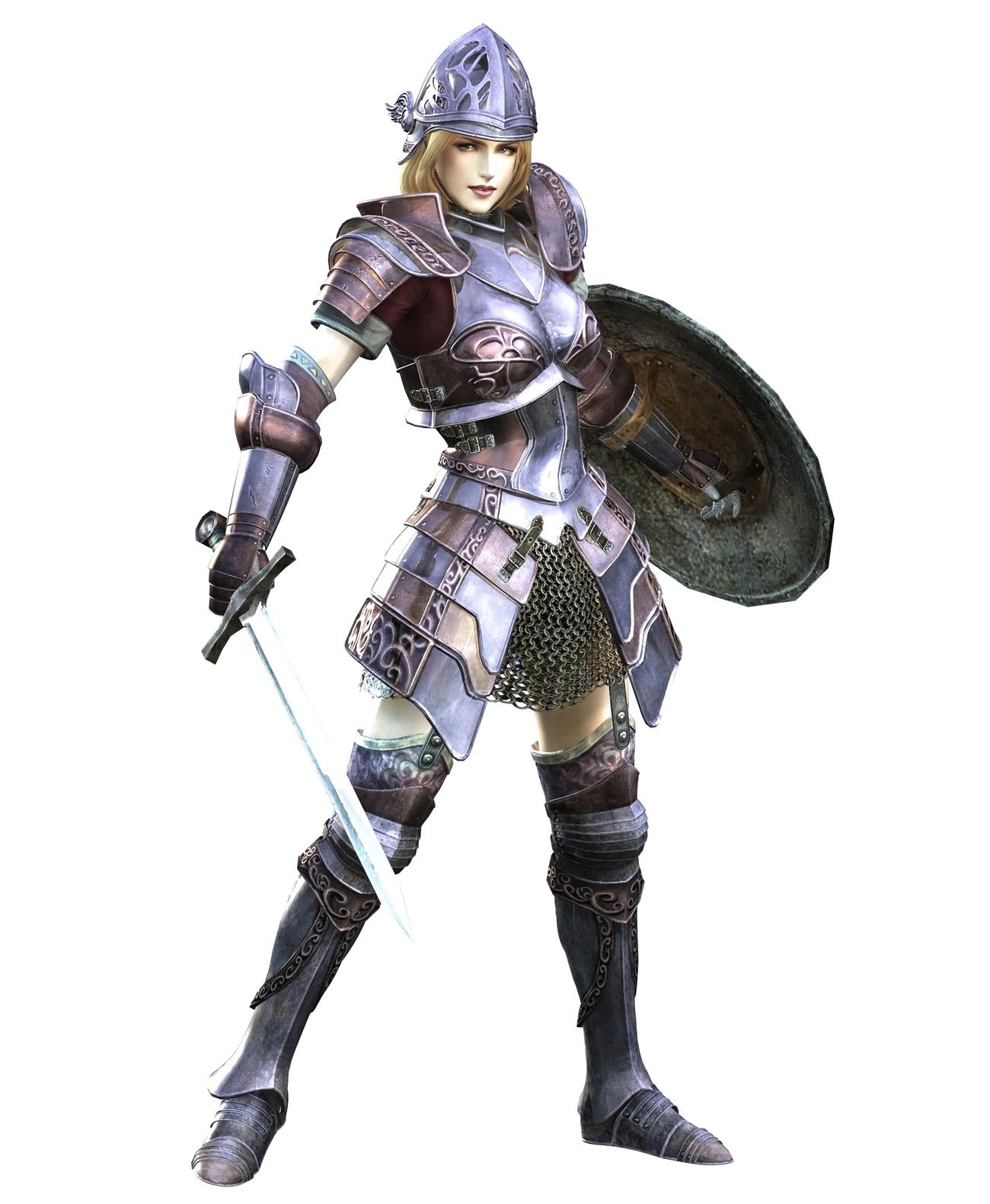 Warriors Orochi 3 Ultimate Multi Attribute: Image - Female Protagonist 1 (BS).jpg