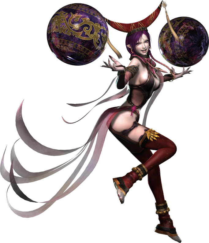 Warriors Orochi 3 Ultimate Vs Dynasty Warriors 8 Xtreme Legends: Image - DaJi - WO3 Render.png