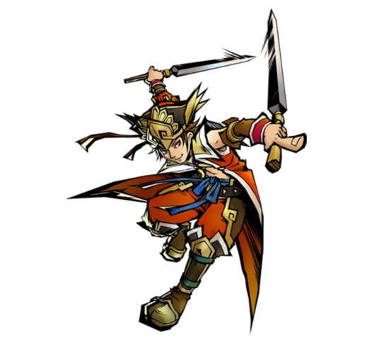 Warriors Orochi 3 Ultimate Psp Iso: Image - Dynasty Warriors DS - Lu Xun.jpg