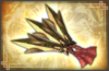 Throwing Knives - 5th Weapon (DW7)