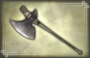 Great Axe - 2nd Weapon (DW7)