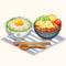 Whitebait & Chicken Nanban Bowl (TMR)