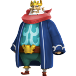 King Daphnes Alternate Costume 3 (HWL DLC)