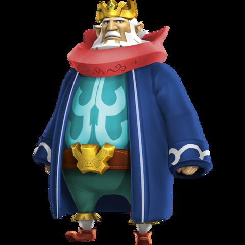 File:King Daphnes Alternate Costume 3 (HWL DLC).png
