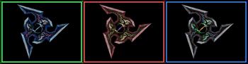 DW Strikeforce - Tri Blades 11