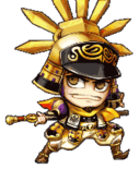 Hideyoshi Toyotomi (1MSW)