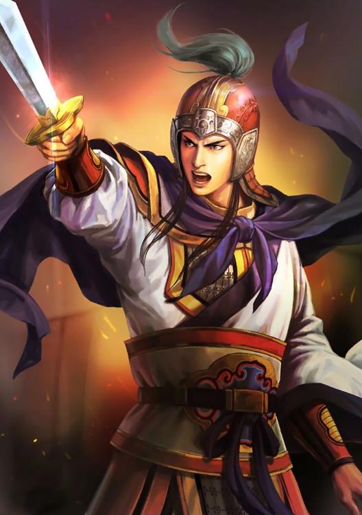 File:Zhou Yu 5 (ROTK13 DLC).jpg