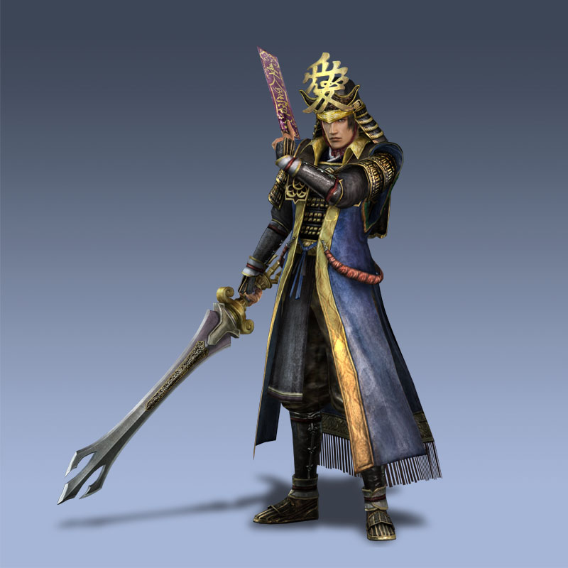 Warriors Orochi 3 Ultimate Multi Attribute: Image - Kanetsugu-wo3-dlc-woorigonal.jpg