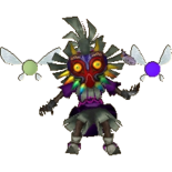 Skull Kid Alternate Costume 3 (HWL DLC)