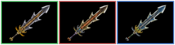 DW Strikeforce - Sword 17