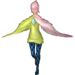 Fi Alternate Costume 3 (HWL DLC)
