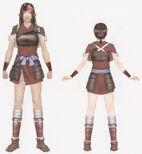 Lady Samurai Concept (SW4)