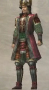 Hon-Kozane Scale Armor (Kessen III)