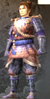 Armor of Serene Courage (Kessen III)