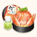 File:Large Shredded Crab Bento (TMR).png