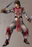 DW5 Lu Xun Alternate Outfit