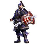 Cao Ren DW5 Render