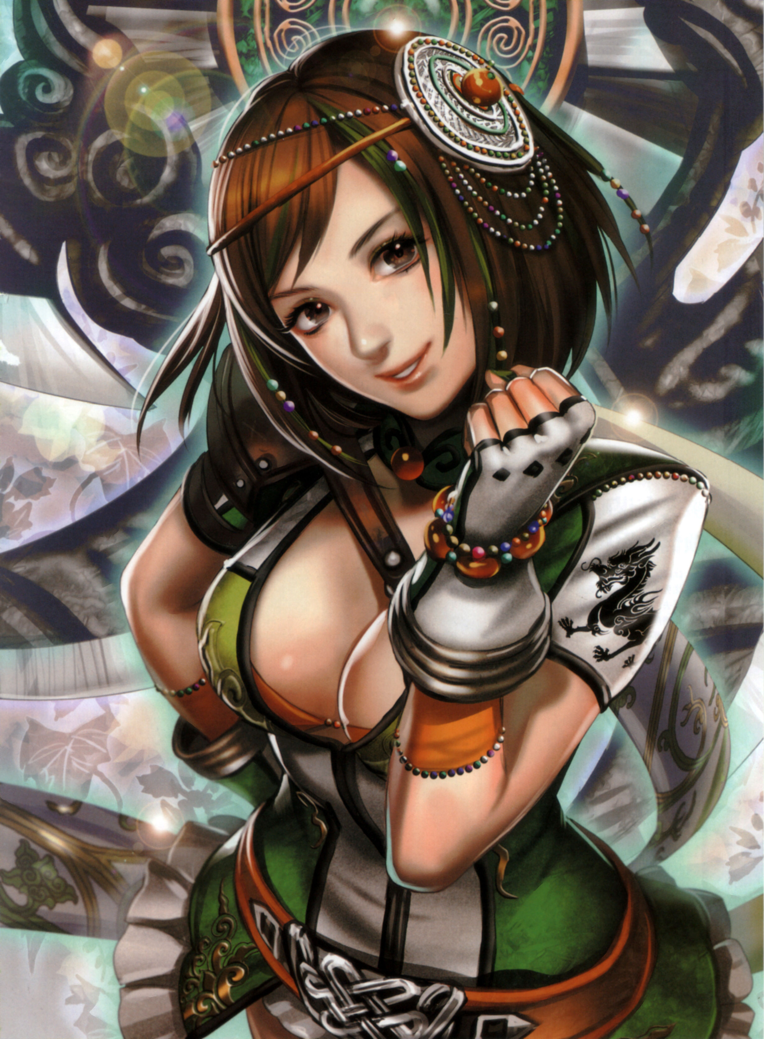 Hentay dynasty warrior porno galleries