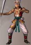 DW5 Gan Ning Alternate Outfit