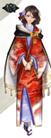 Lady Muramatsu Concept Art (SWSM)