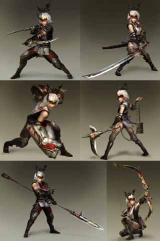 File:Protagonists - Toukiden.png