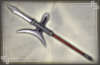 Short Halberd - 1st Weapon (DW7)