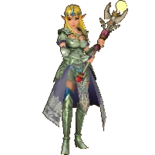 Princess Zelda Alternate Costume 4 (HWL DLC)