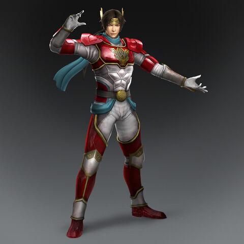 File:Zhao Yun Job Costume (DW8 DLC).jpg
