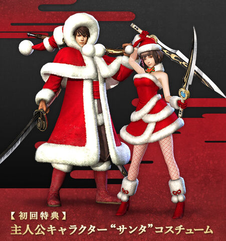 File:Protagonist Santa Outfits (SWC3 DLC).jpg