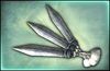 Throwing Knives - 2nd Weapon (DW8)