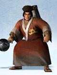 Goemon Ishikawa Yukata Costume (SW4E DLC)