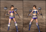 Edit Female Outfit - Nanman Dress (DW5)