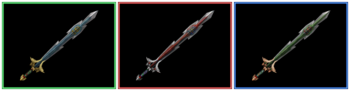 DW Strikeforce - Sword 11
